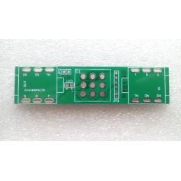 DIL14 socket