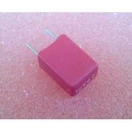 WIMA MKS2 1u 63V 5x10x7.2mm 10%