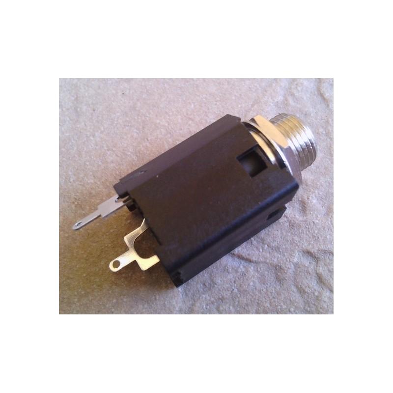 Jack TS 6.35mm Axial