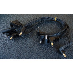Jack DC 2.1mm Multi Patch Cable