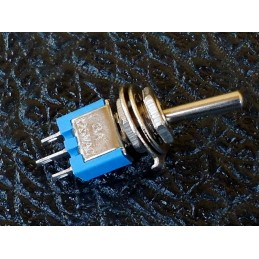 SPDT ON-ON Mini Toggle Switch