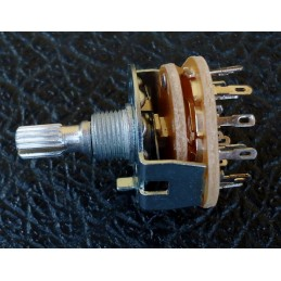 3P4T Rotary Switch