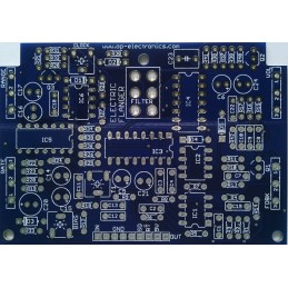 Electric Flanger PCB