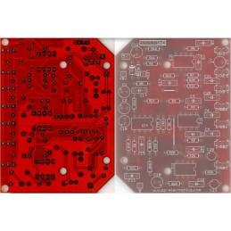 GE-601 Graphic Equalizer PCB