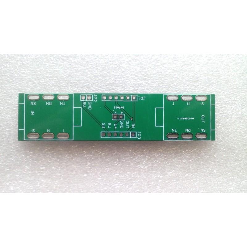 1590BB routing PCB v1