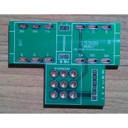 1590B Routing PCB v1