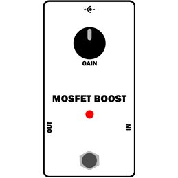 Mosfet Booster KIT