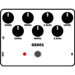 GE-601 Graphic Equalizer KIT