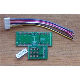 1590B routing PCB v1 KIT