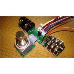 1590BB routing PCB v1 KIT