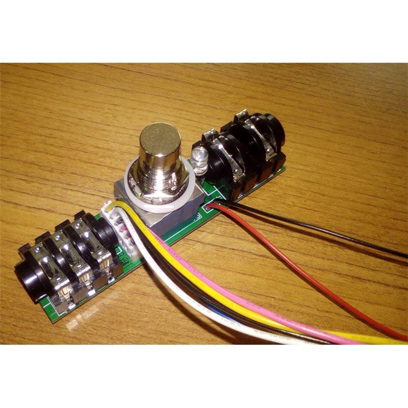 1590BB routing PCB v2 KIT