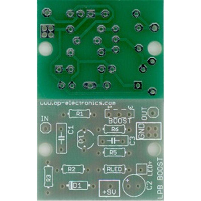 LPB Booster PCB