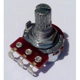 Potentiometers Center Detent 16mm